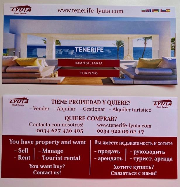 бг фирма за недвижими имоти tenerife